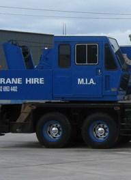 Crane Hire   Dogman   Riggers & Mobile Crane Service